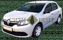 долгосрочная аренда Renault Logan 2015-2017